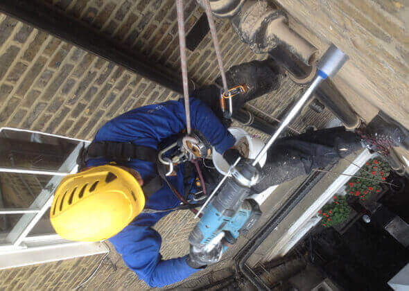 High Reach Plumber London